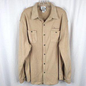Ducks Unlimited Fleece Button Down Shirt